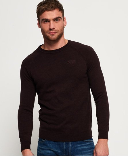 Orange Label Cotton Crew Jumper 24678710b