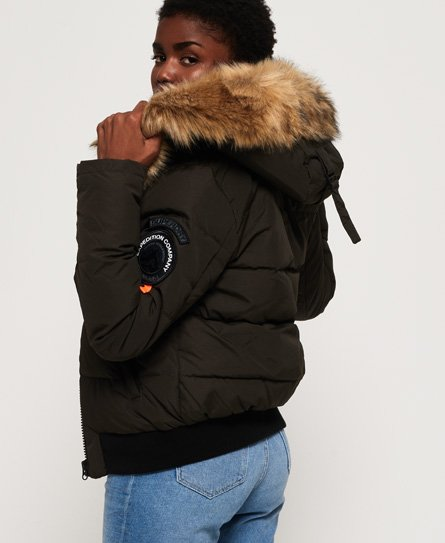 Superdry Everest Ella Bomber Jacket
