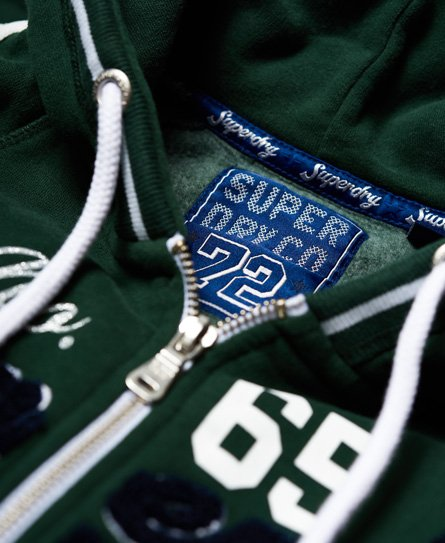 Superdry Playoff Zip Hoodie