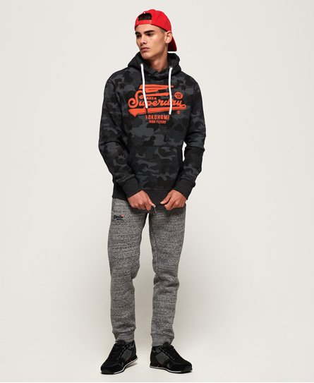 Superdry Camo All Over Print Hoodie