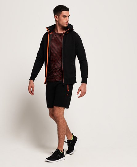 Superdry Gym Tech Sport Snorkel Zip Hoodie
