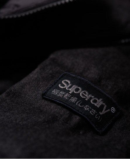 Superdry Tweed Mix Chevron Fuji Jacket