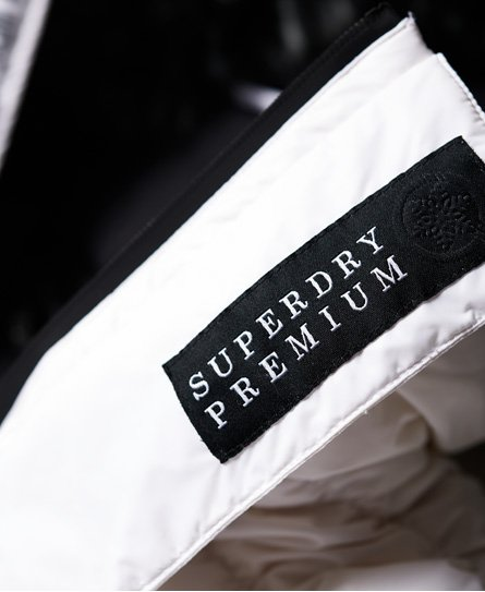 Superdry SD Stealth Ski Down Bomber Jacket