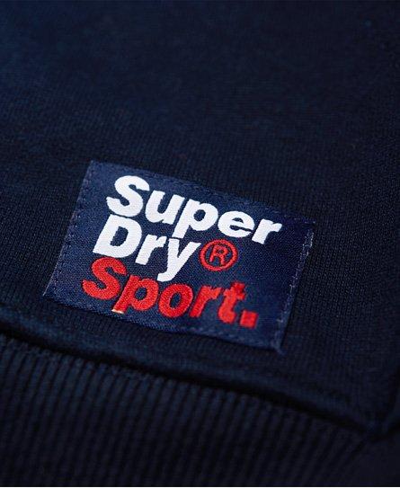 Superdry Academy Sport Applique Zip Hoodie