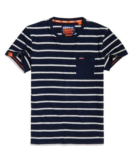 Superdry Portland Stripe Pocket T-Shirt