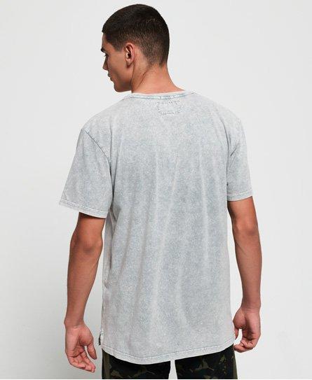 Superdry Camiseta lavada Surplus Goods Stockwell