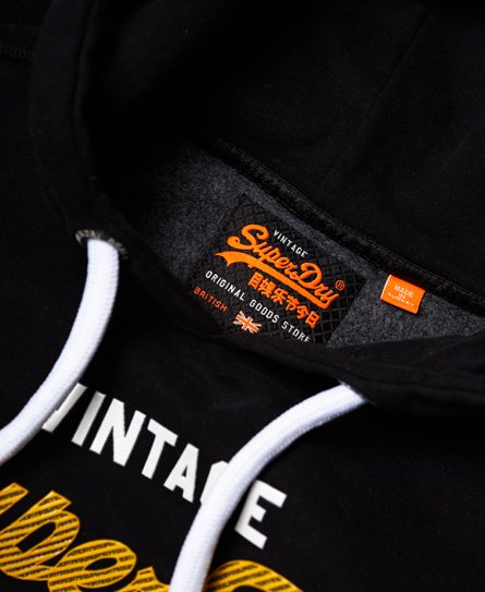 Superdry Premium Goods Tri Infill Hoodie