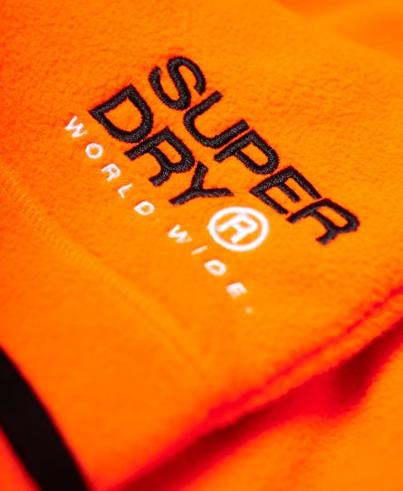 Superdry Mountain Polar Fleece Half Zip Jacket