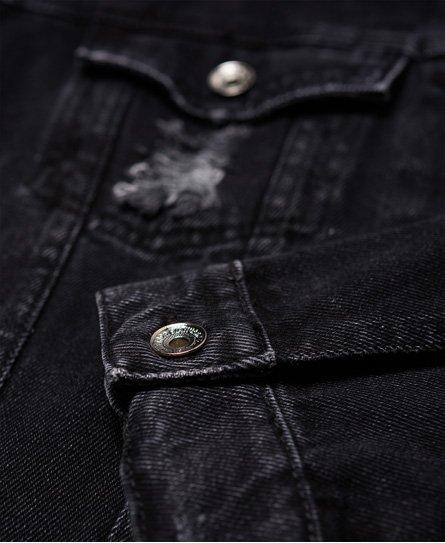 Superdry Longline Denim Jacket