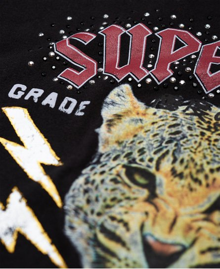Superdry T-shirt con nodo Payton