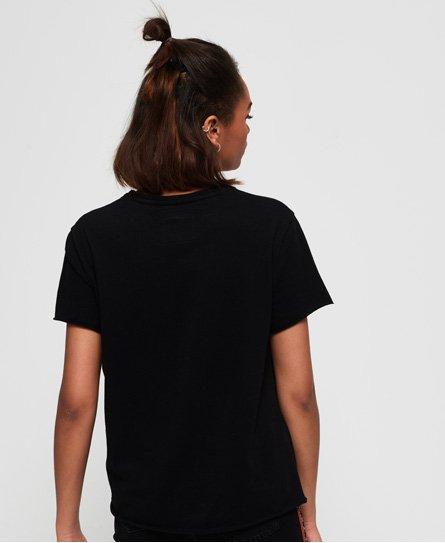 Superdry Payton T-shirt med knudedesign