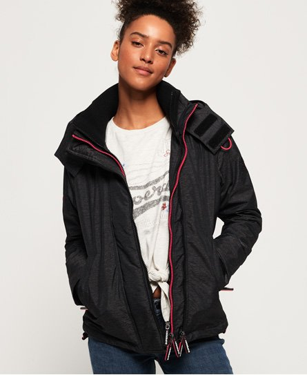 Arctic Hooded Pop Zip SD-Windcheater