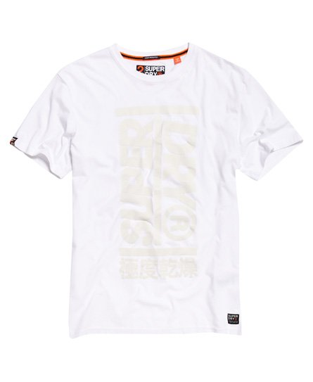 Superdry Camiseta lavada Surplus Goods Stockwell