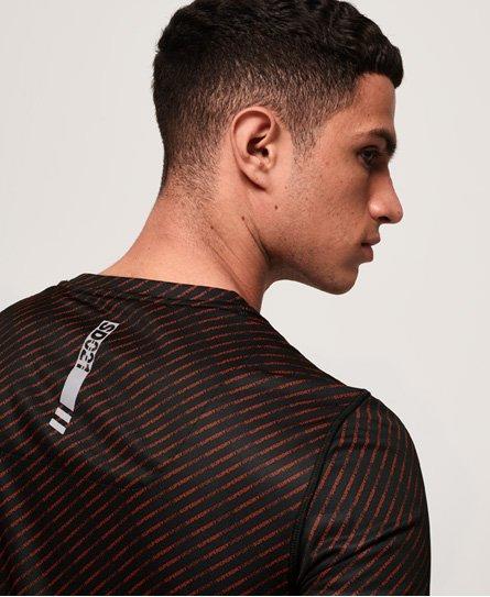 Superdry Camiseta con estampado integral Active