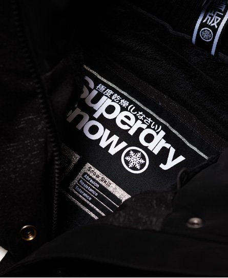 Superdry Luxe Snow -toppatakki