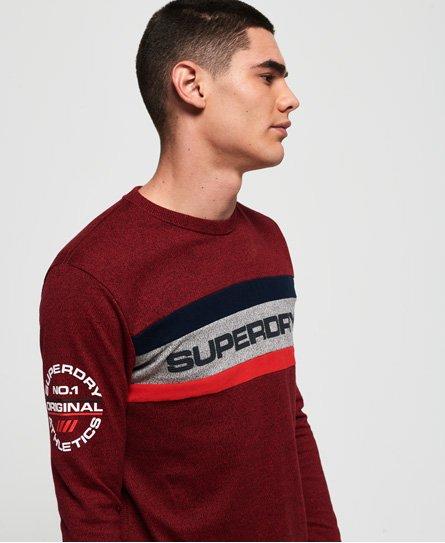 Superdry Trophy Langarm-T-Shirt