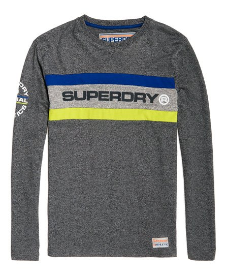 Superdry Trophy Long Sleeve T-Shirt