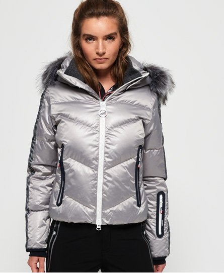 Superdry SD Glacier Down Ski Jacket