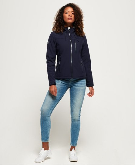 Superdry Hooded Winter SD-Windtrekker Jacket
