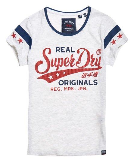 Superdry Real Originals Airtex T-Shirt