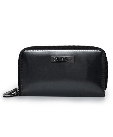 Superdry Patent Purse