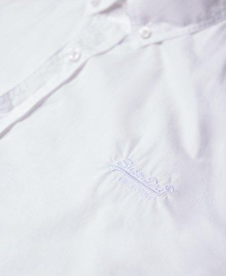 Superdry Premium Paperweight Button Down Shirt