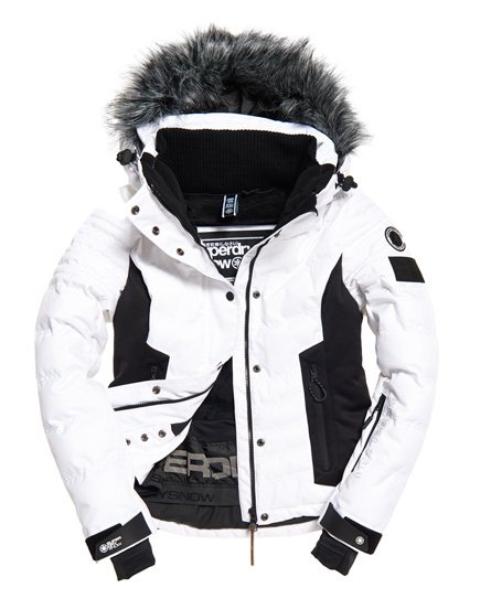 Superdry Luxe Snow Puffer