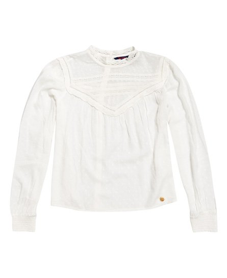 Superdry Rosey blondetop