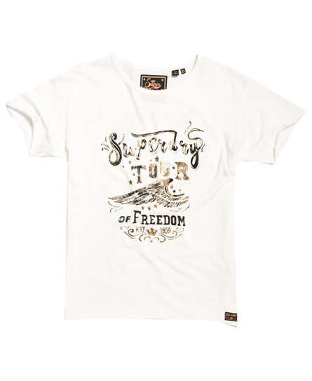 Superdry Rock Tour T-Shirt