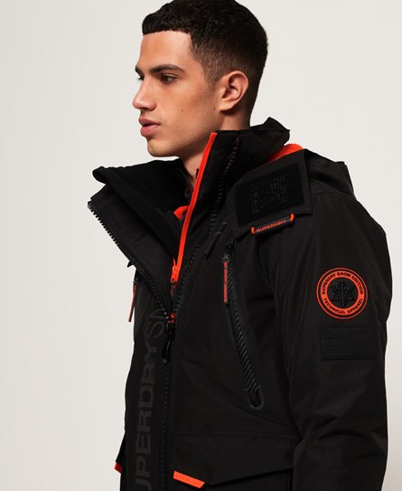 Superdry Ultimate Snow Rescue Jacket for Mens