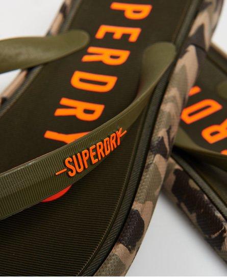 Superdry Surplus Goods Flip Flops