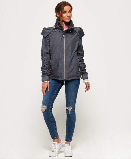 Superdry Hooded Arctic Cliff Hiker Jacket
