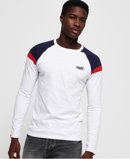 Engineered Baseball Long Sleeve Top