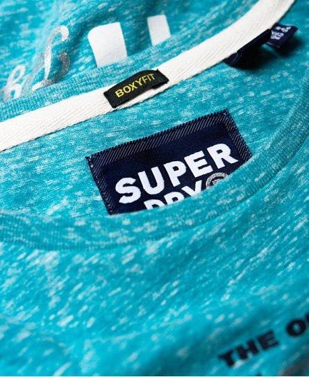 Superdry Sport Club boxy T-shirt