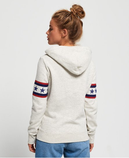 Superdry Sweat à capuche Real Originals Airtex