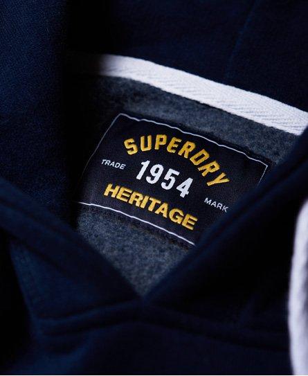 Superdry Real Originals Airtex Hoodie