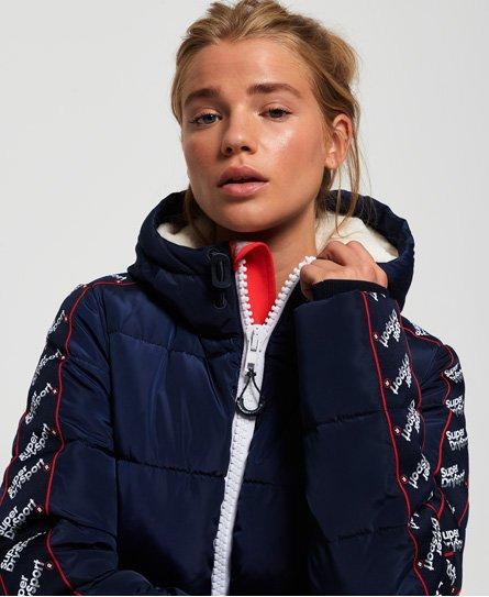 Superdry Streetwear Repeat Puffer Jacket