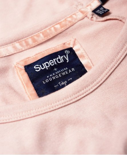 Superdry Olivia Loungewear Crew Top