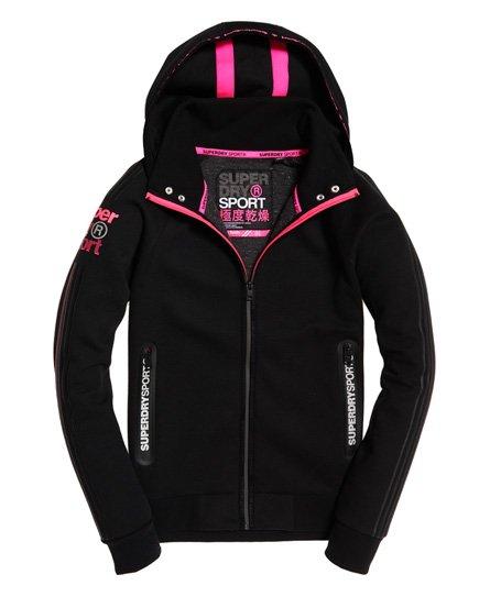 Superdry Gym Tech Sport Snorkel Hoodie