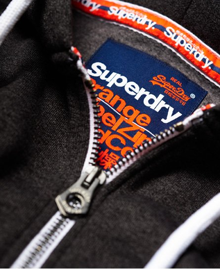 Superdry Orange Label -vetoketjuhuppari