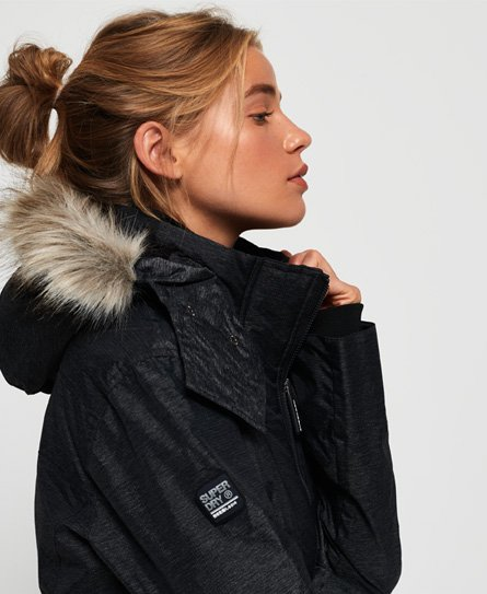 Superdry Hooded Faux Fur Winter SD-Wind Attacker