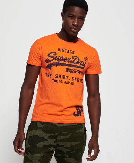 Superdry Shirt Shop Duo Overdye Lite T-Shirt