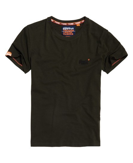 Superdry T-shirt ricamata Orange Label Vintage
