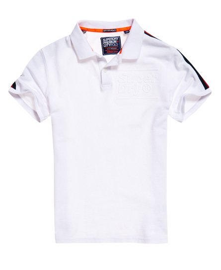 Superdry City Honour Pique Polo Shirt
