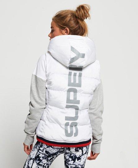 Superdry Veste sans manches Sportswear Snorkel
