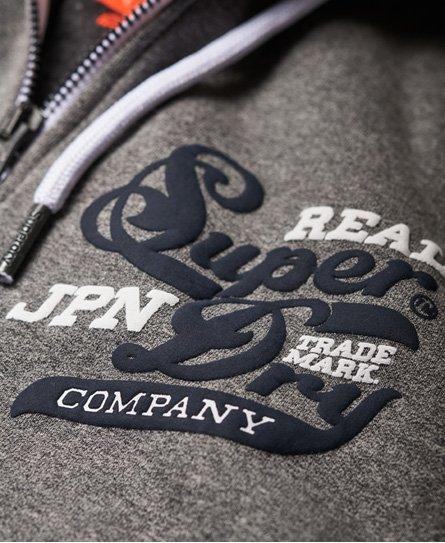 Superdry Trademark Japan Kapuzenjacke