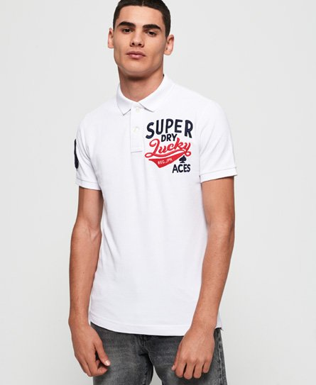 Classic Superstate piqué poloshirt