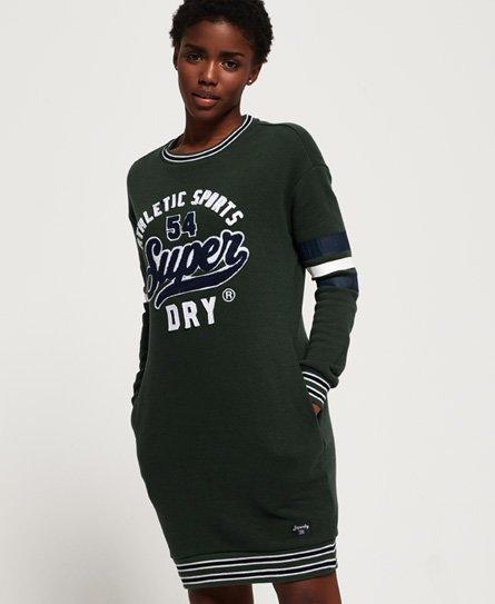 Superdry Tori Collegiate Sweat Dress