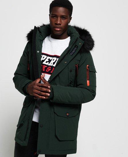 Premium Ultimate Down parka