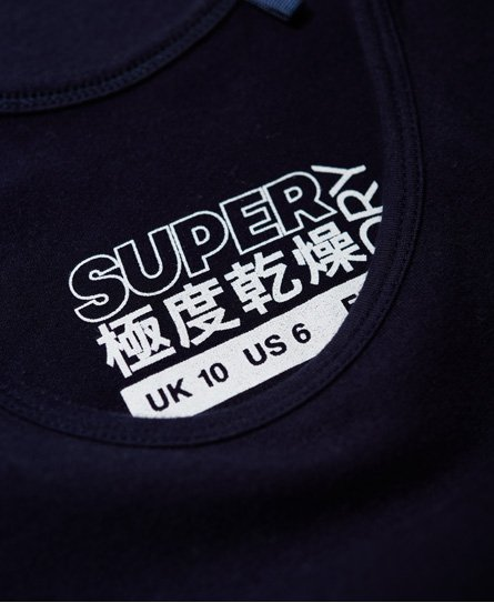 Superdry Japan Edition Diagonal bodysuit